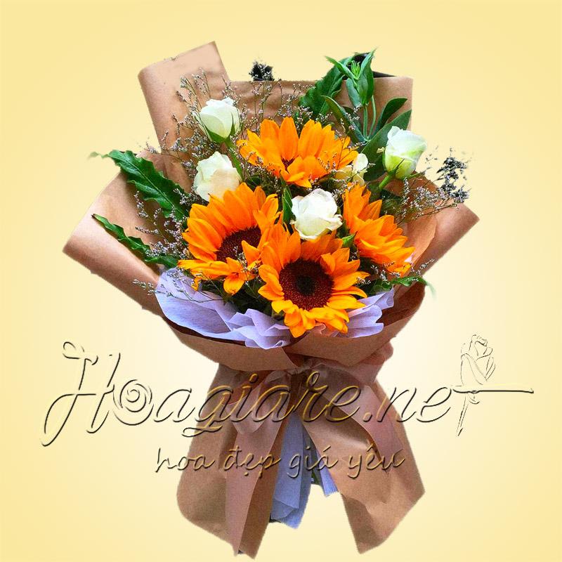 Bó hoa tươi B03