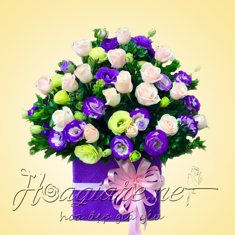 Hoa sinh nhật mẹ yêu MY01