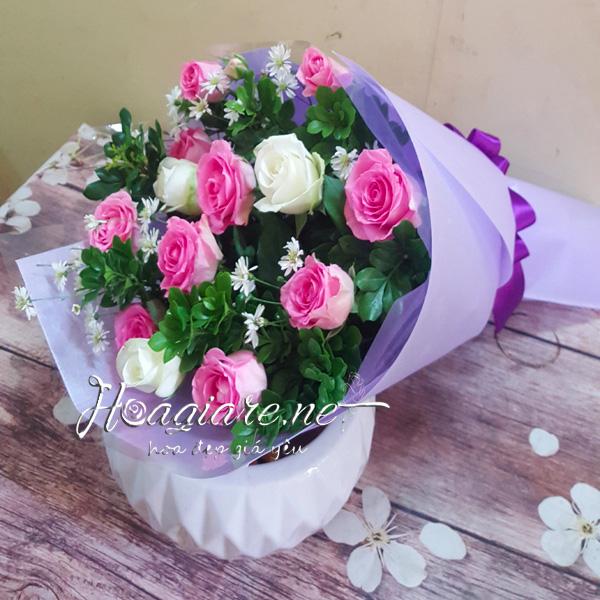 Hoa sinh nhật N04