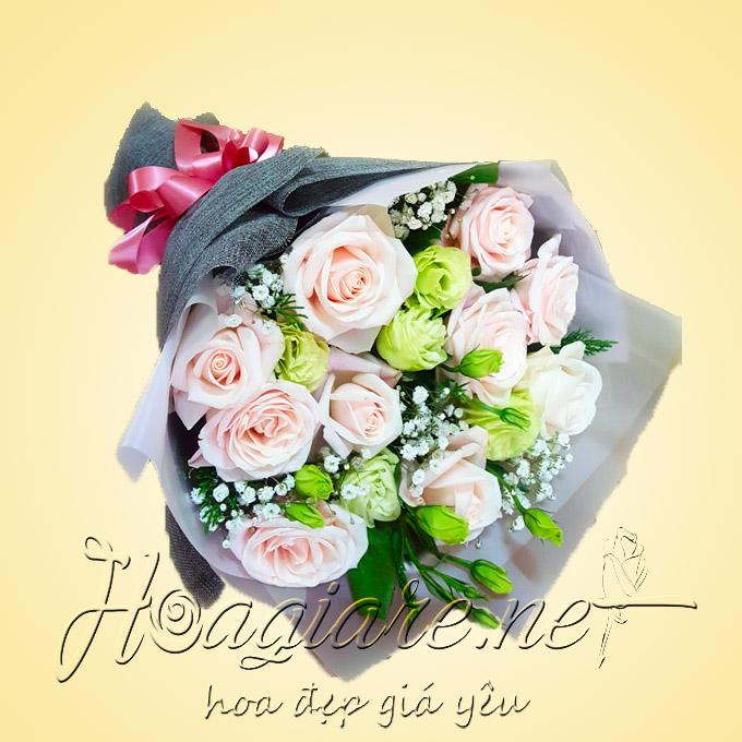 Hoa sinh nhật vợ yêu VY03